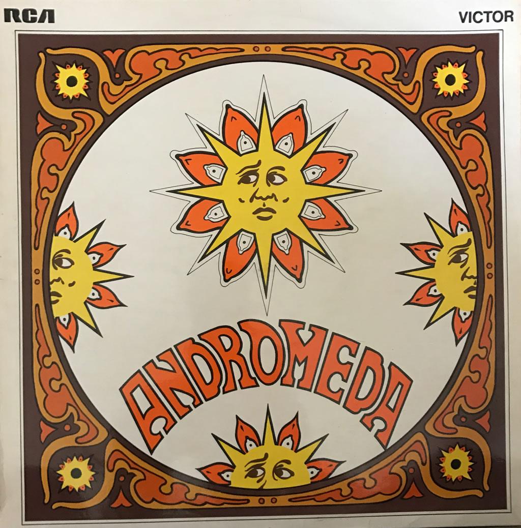 Andromeda RCA UK Original