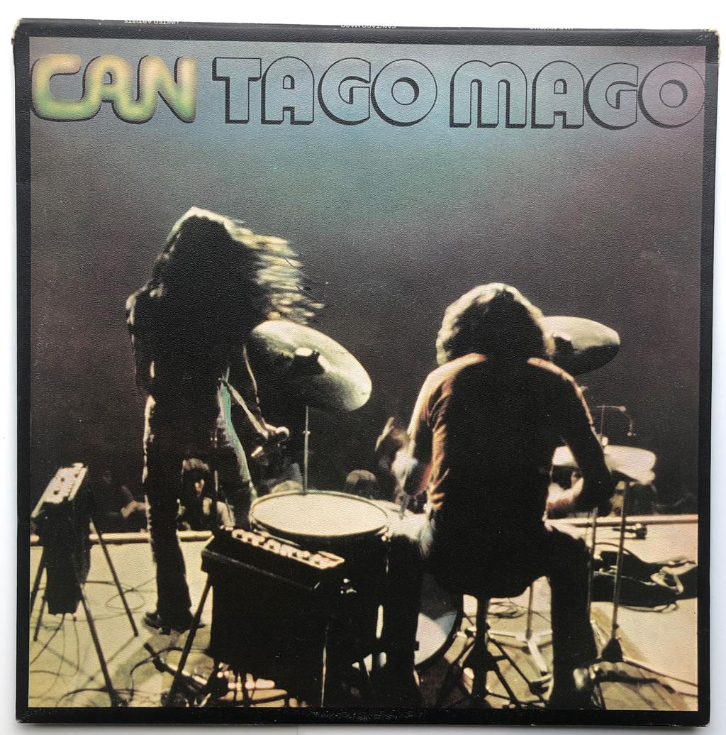 Can TagoMago - UK United Artists