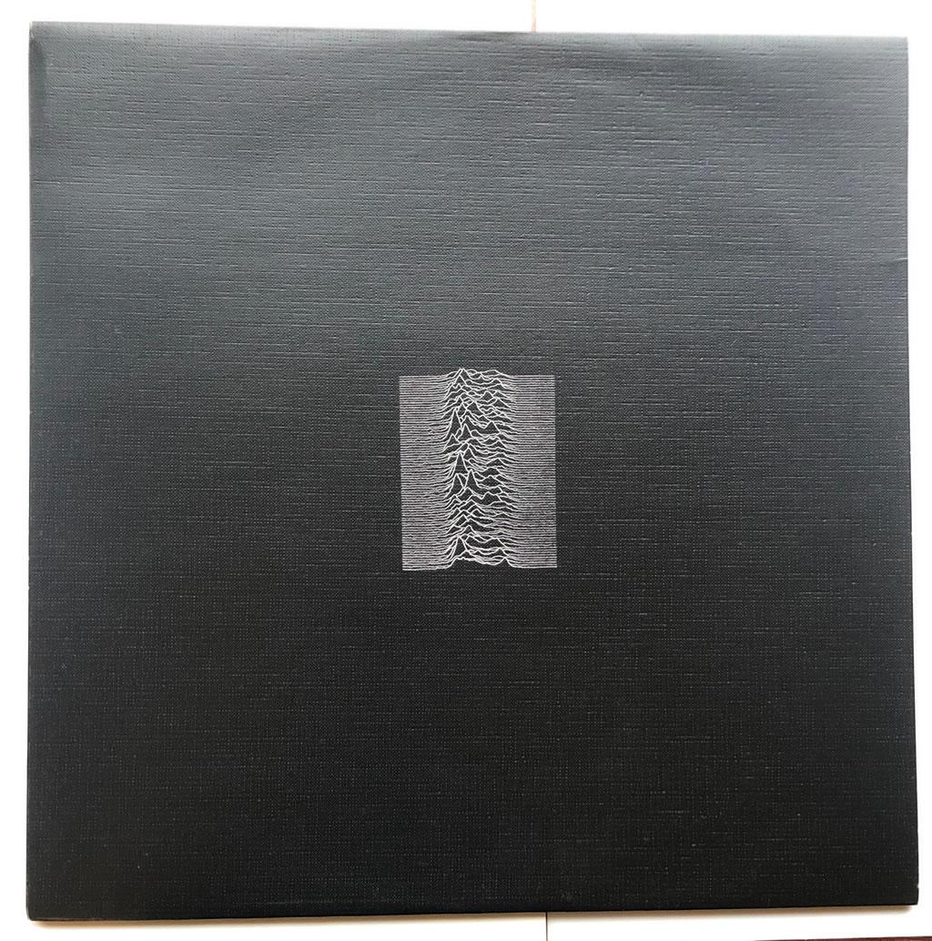 Unknown Pleasures - Factory Records