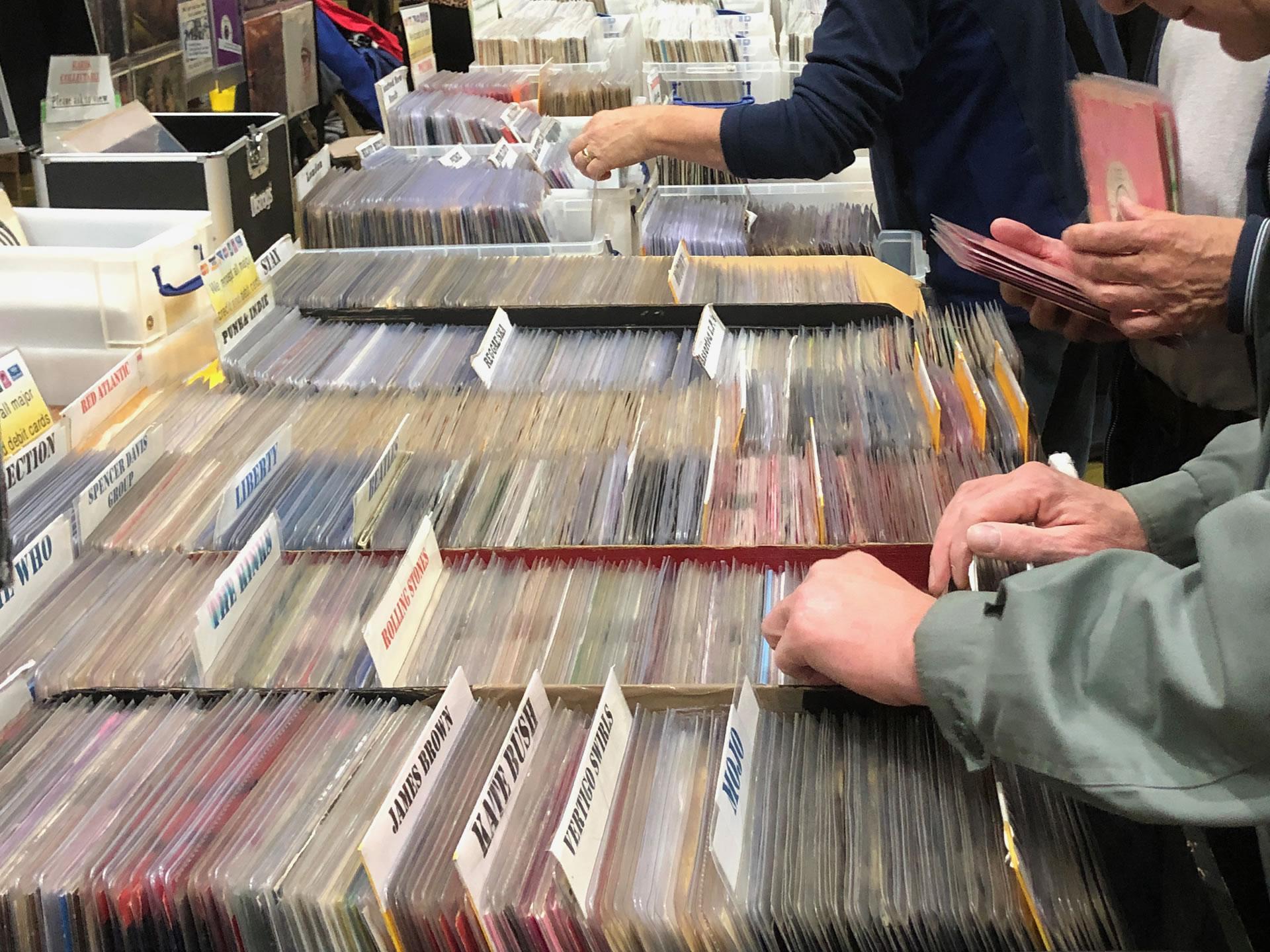 Manchester Record Fair